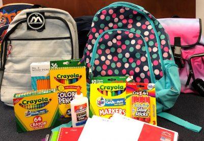 Ignite School Supplies Donation - 2019